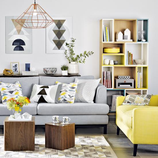 416b7cacc3 5 dicas imperdíveis para você usar amarelo na decoração. - Beatriz ...